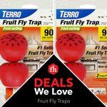 Deals We Love: Genius Fruit Fly Traps