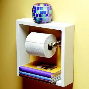20 Bathroom Storage Hacks