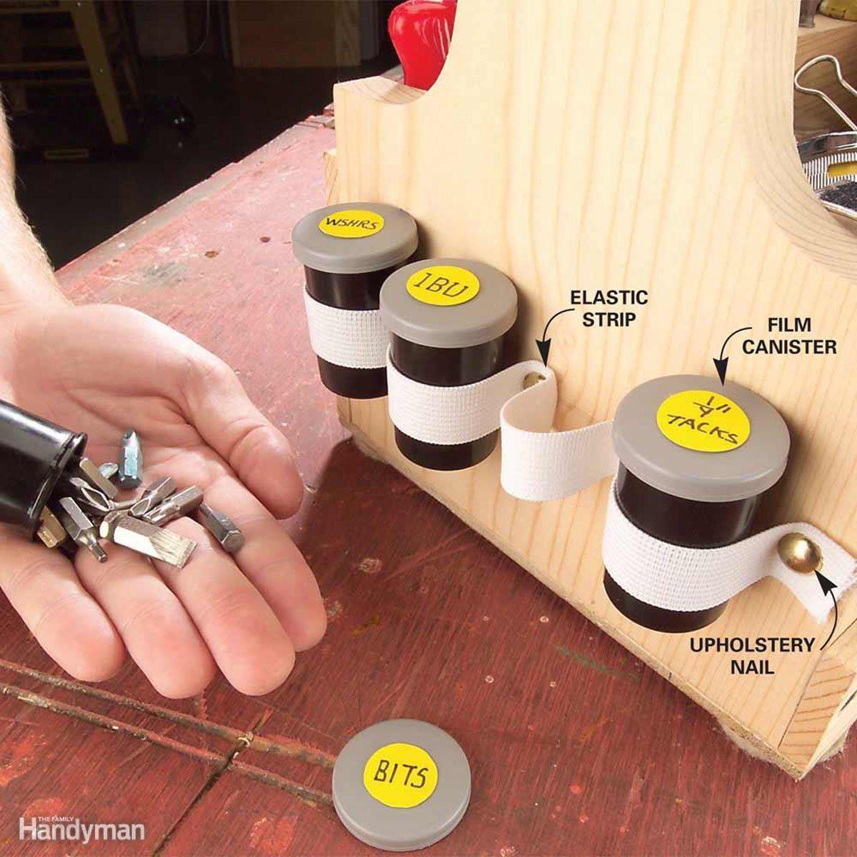 Mini Hardware Holders