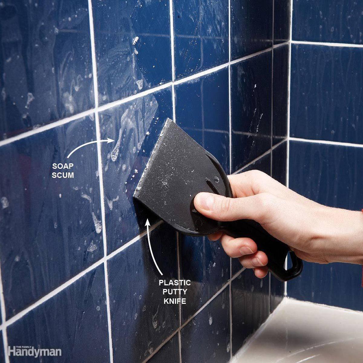 Remove Bathroom Soap S