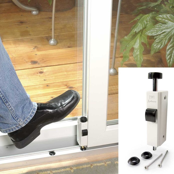 Secure Patio Doors