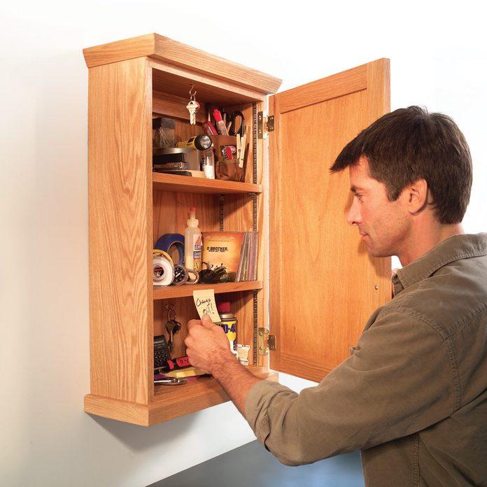Simple Storage Cabinet