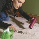 Finally Get Rid of Those Annoying Furniture Dents in Your Carpet