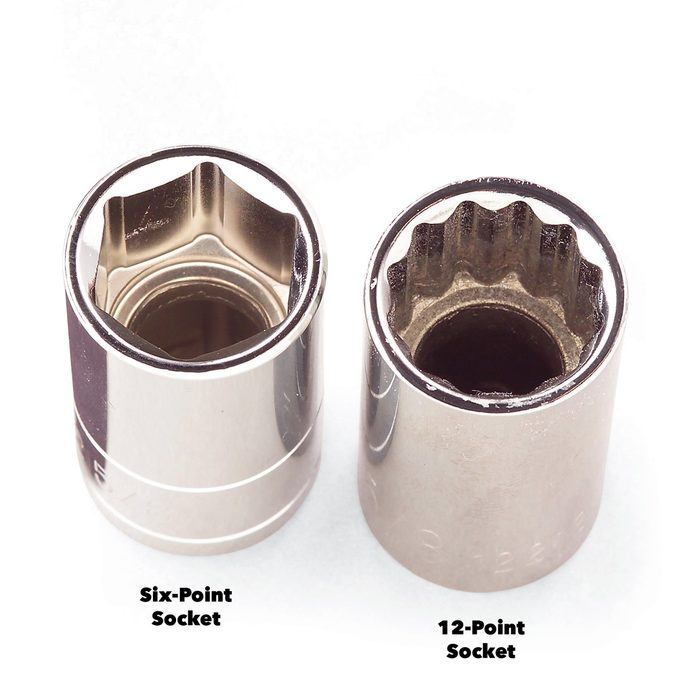 six point 12 point sockets