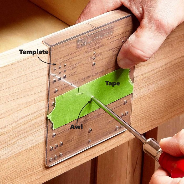 Cover Unused Holes With Tape