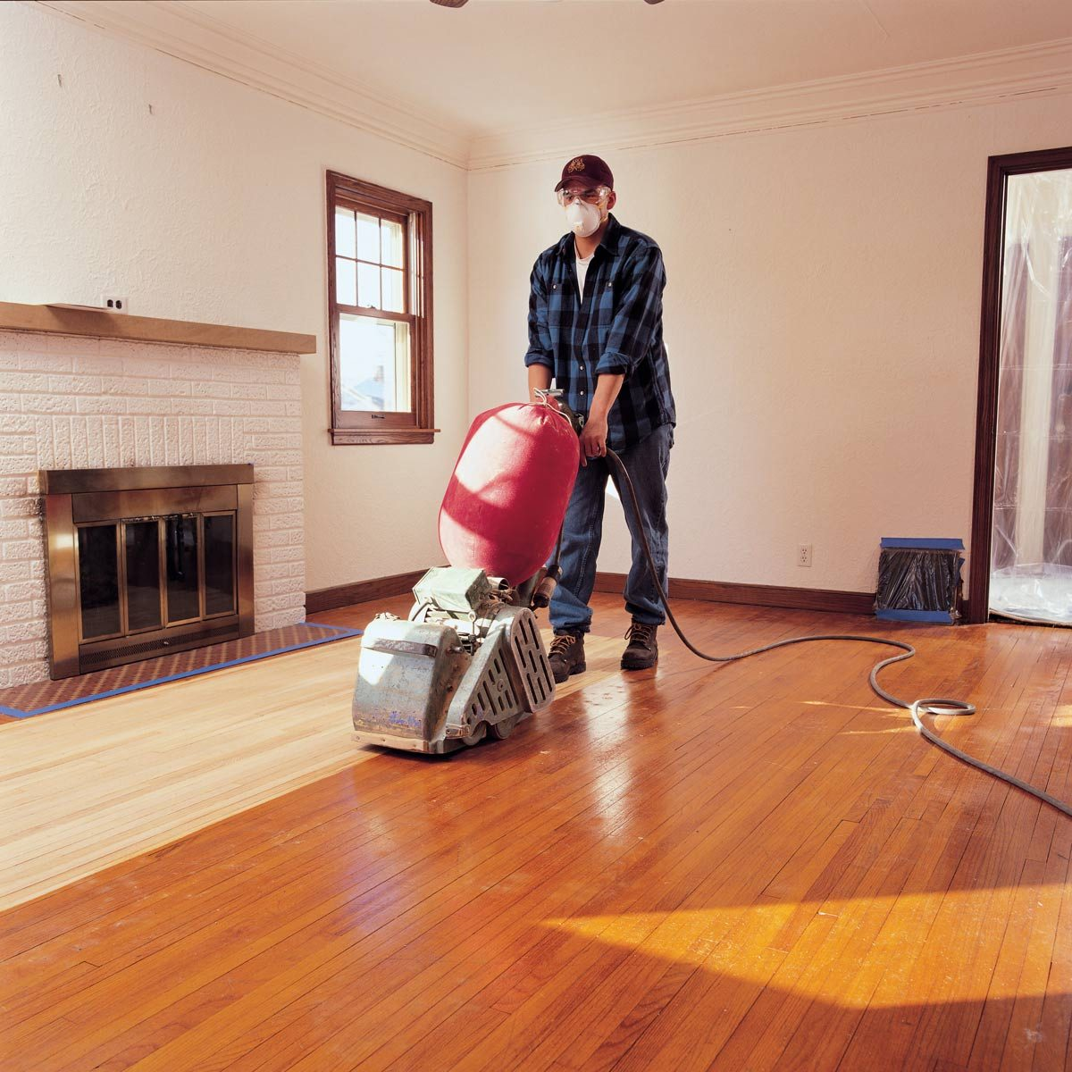 Flawless Floor Sanding The Family Handyman