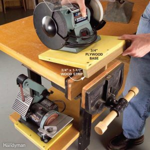 22 Simple Ways to Make Your Workbench Work Harder