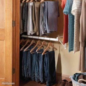 14 Awesome Closet Storage Hacks