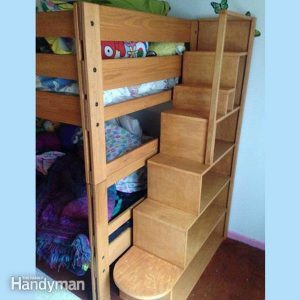 Bunk Bed Plans: 21 Amazing Bunk Bed Designs and Ideas