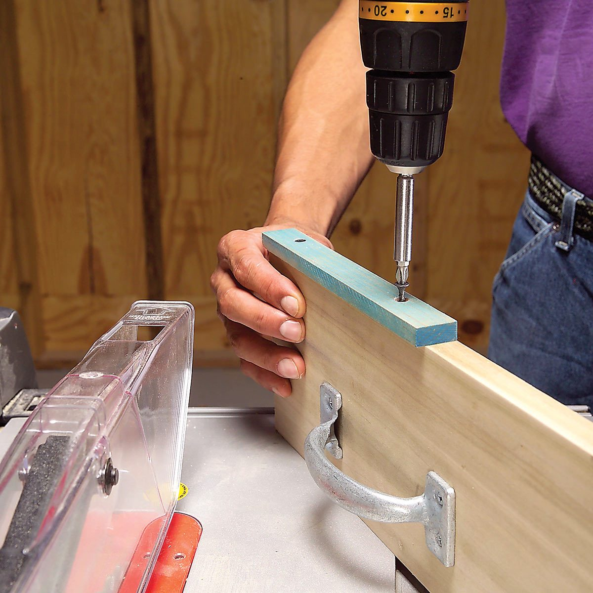 13 Dirt-Simple Woodworking Jigs You Need | Family Handyman