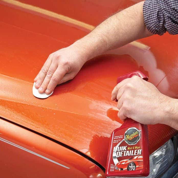 Best Way to Clean a Car: Pluck the Finish