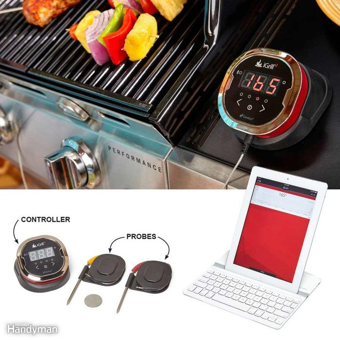 Grill app phone tablet