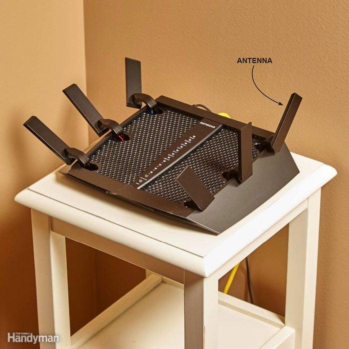 Super-Fast Wi-Fi Router