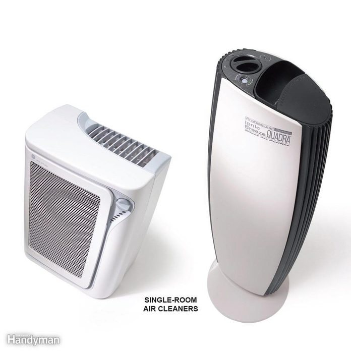 Do Air Cleaners Reduce Dusting?