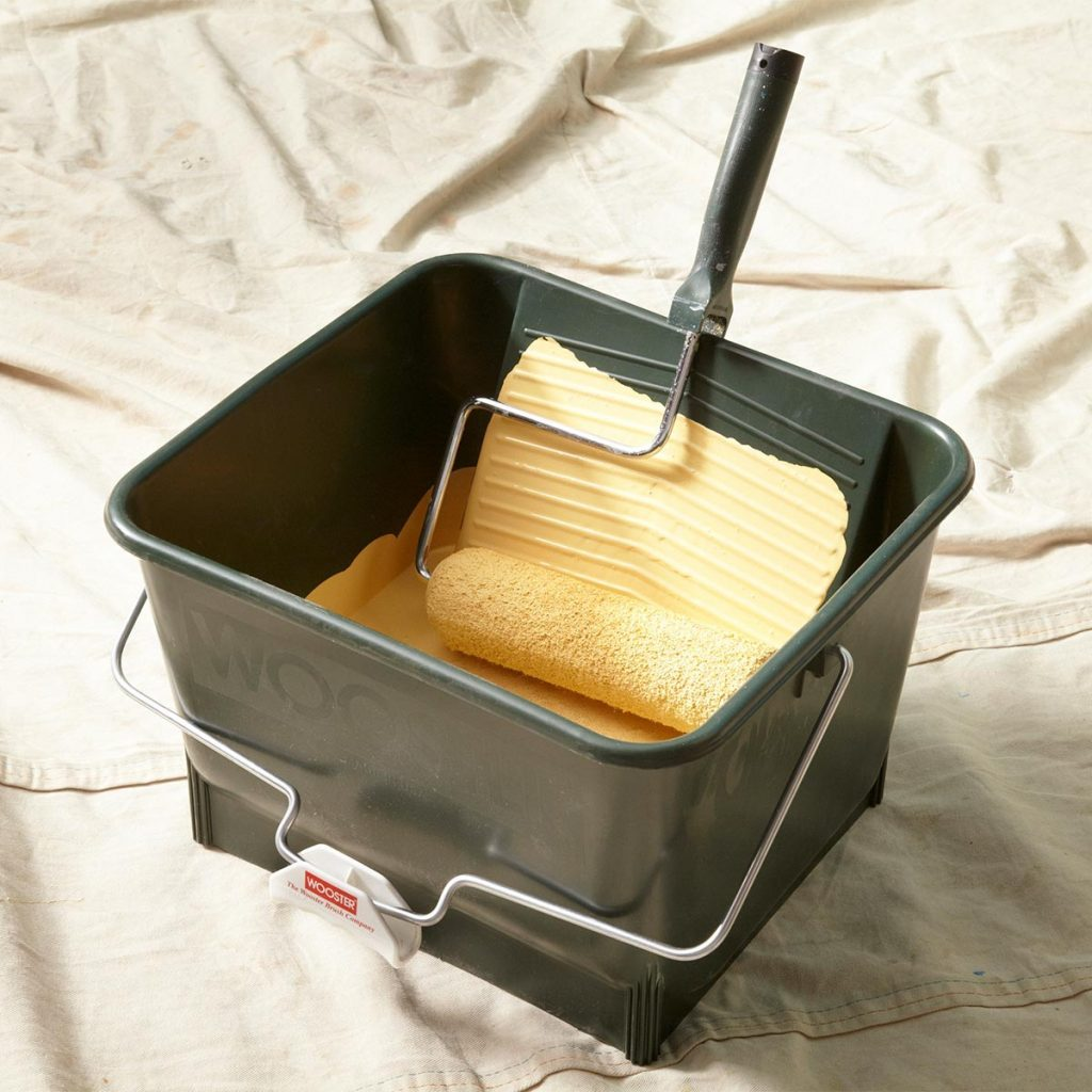 wooster paint bucket