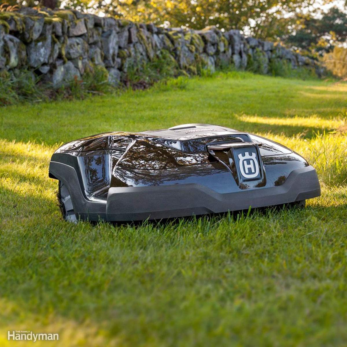 Robotic Lawn Mower: Automower