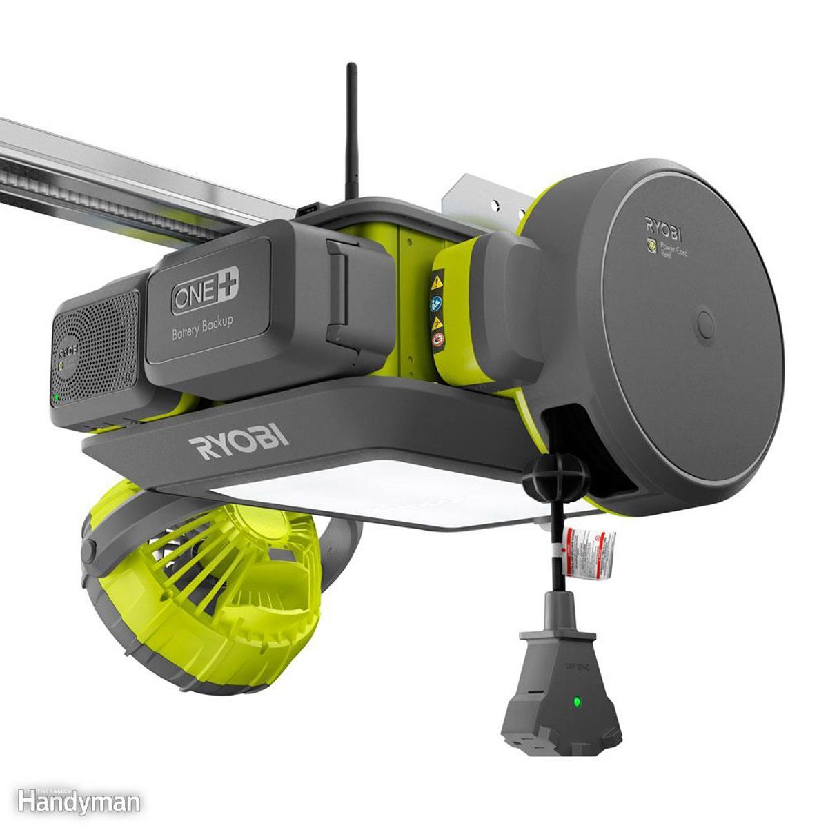 More Than A Garage Door Opener: Ryobi GD200