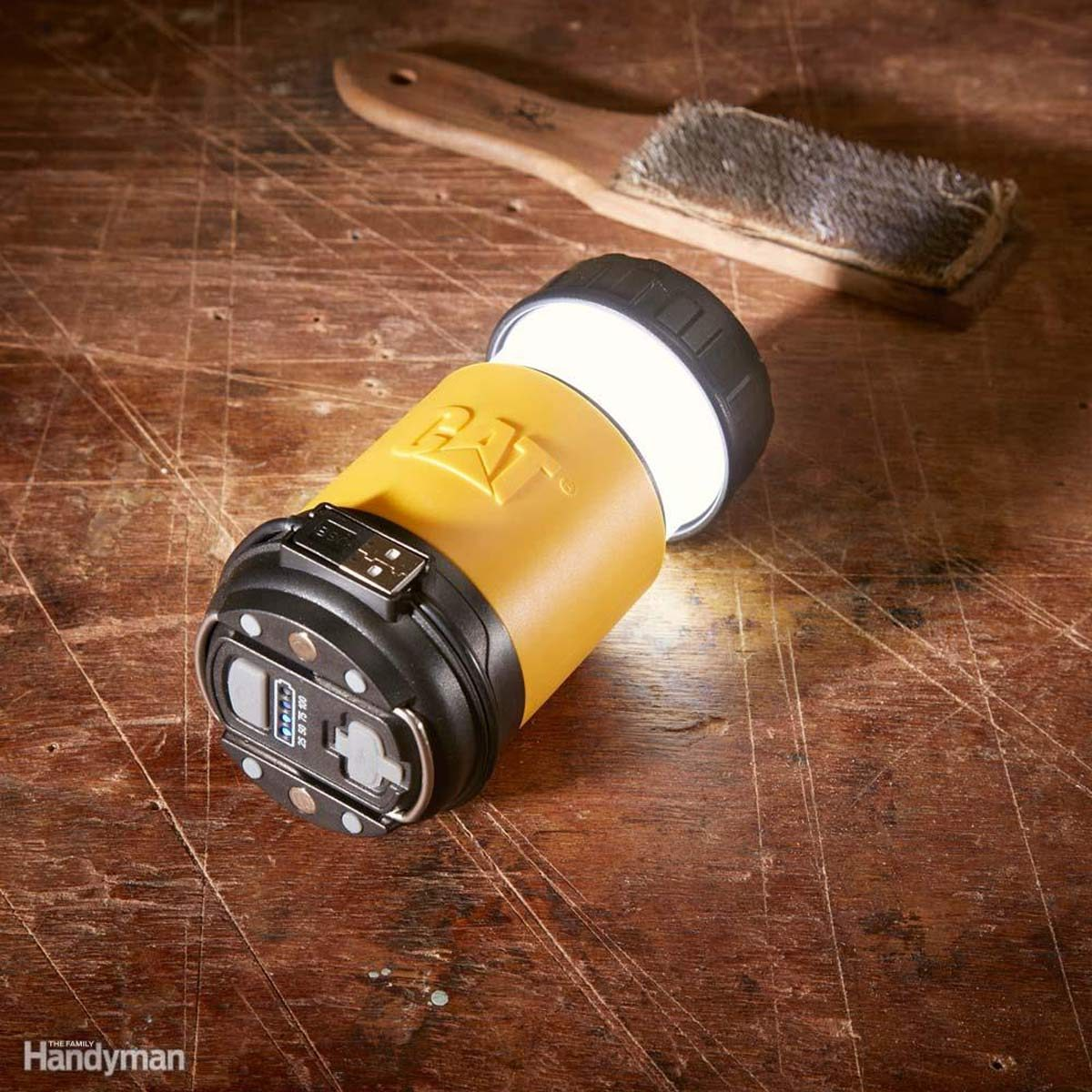 It's a Utility Light, Lantern, Flashlight and More...
