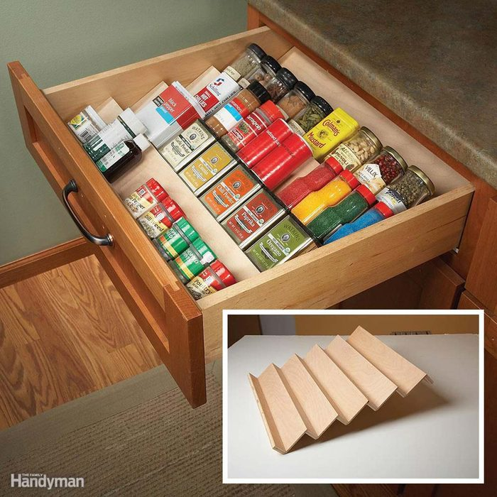 Pantry Items and Spices