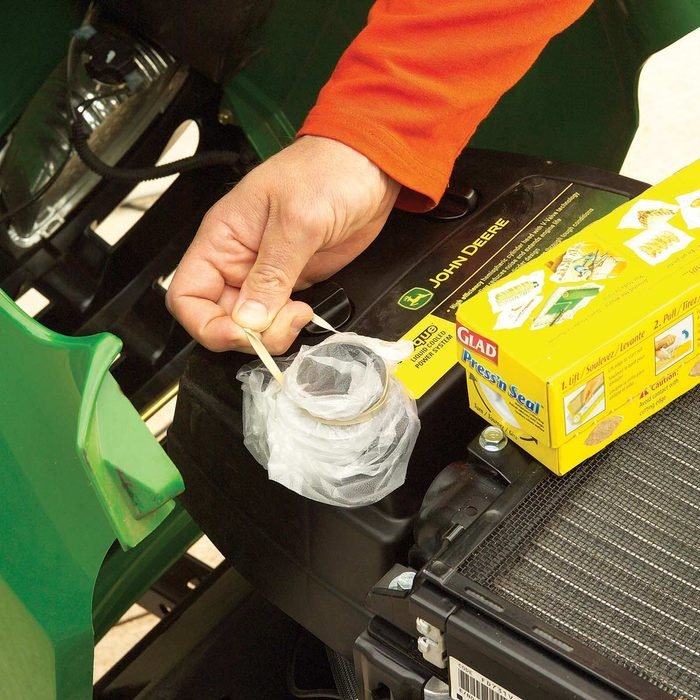 Three Easy Winterization Steps for Your Lawn Tractor