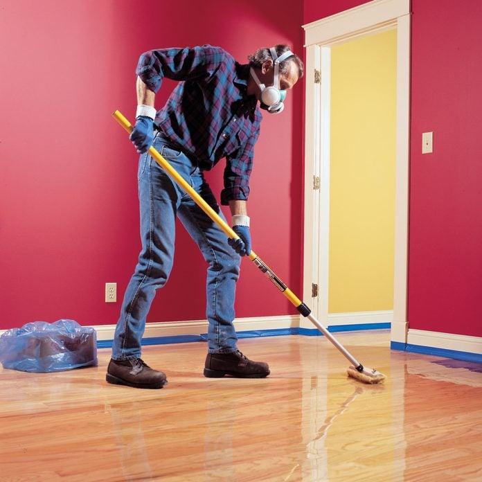 Refinish Your Own Hardwood