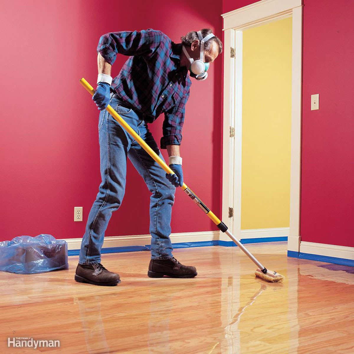 You Can Refinish Your Own Hardwood