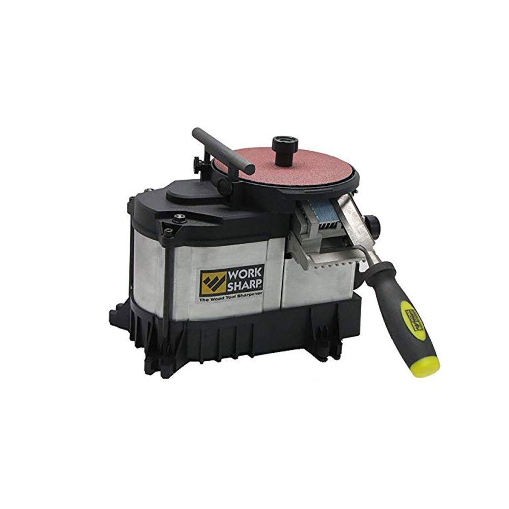 automated chisel sharpening machine