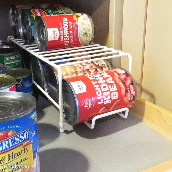 Pantry Ideas for Small Spaces: Shelves on Shelves on Shelves
