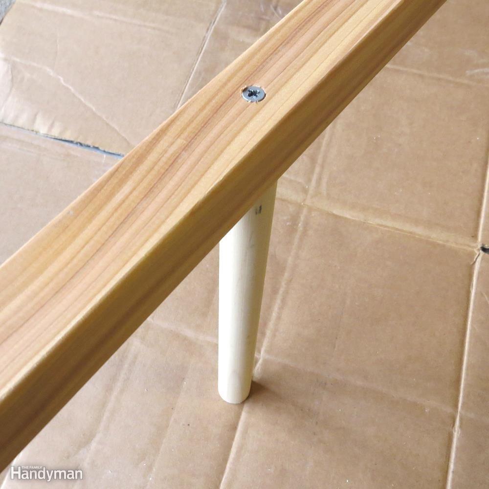 Build a Shoe Rack: Align Your Parts