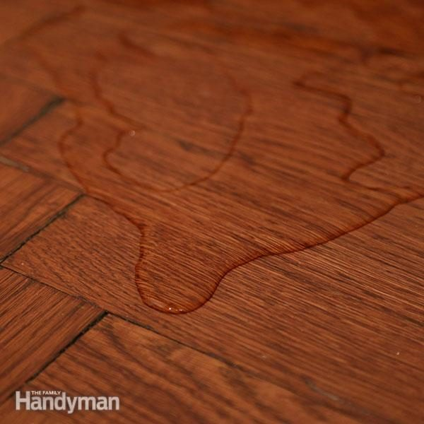 Cleaning Hardwood Flooring