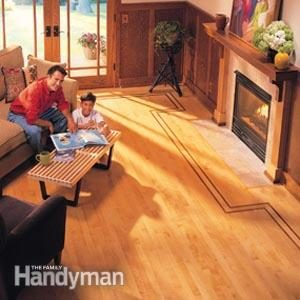 Warped hardwood floor repair family handyman for Hardwood floors warping