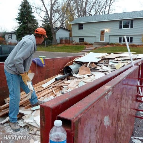 Saving Money On Dumpsters For Rubbish And Trash Removal