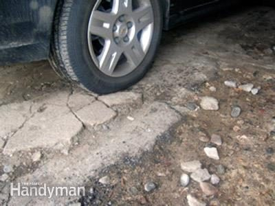 Garage Flooring Resurfacing And Repair Tips The Family