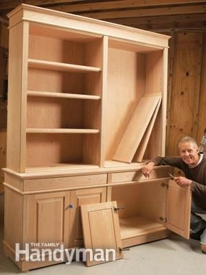 Bookcases Pro Shortcut For Diy Furniture Makers