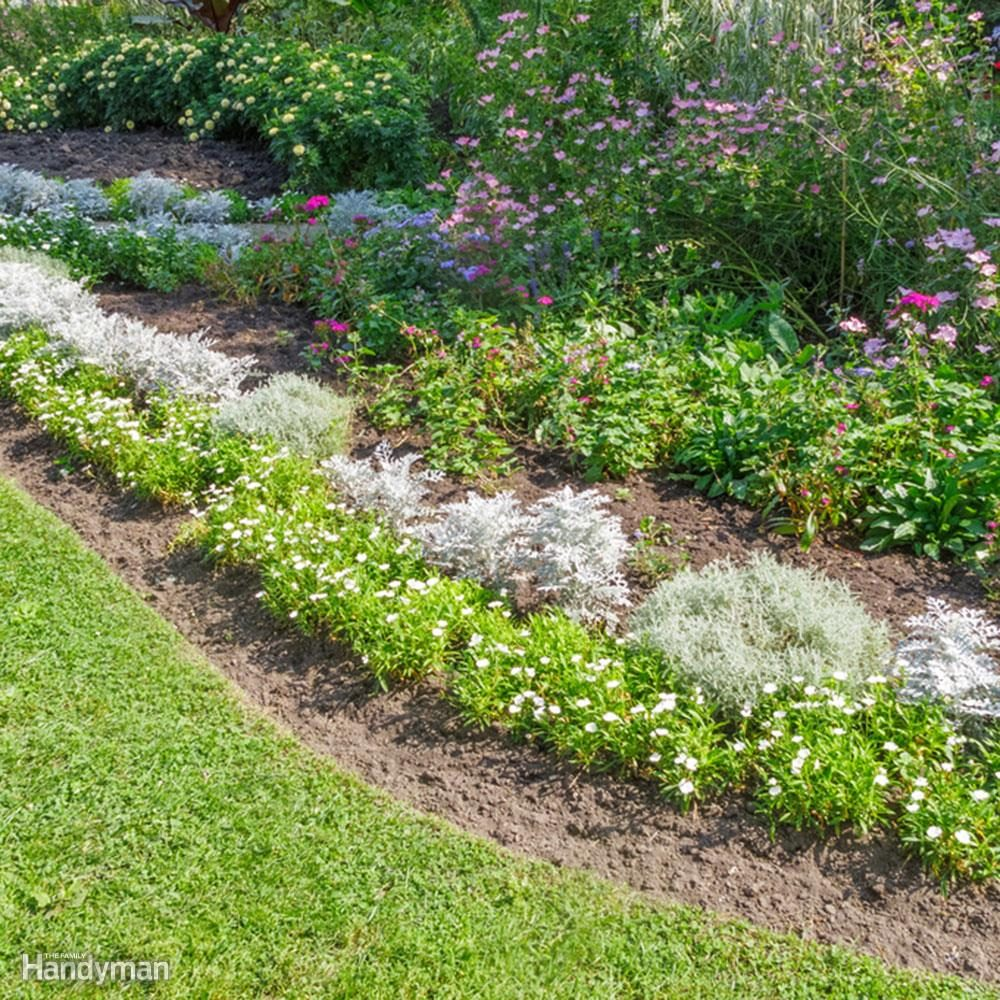 Flower and Shrub Beds - Alternatives To Grass Lawns The Family Handyman