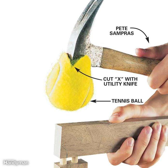 Homemade Hammer Mallet