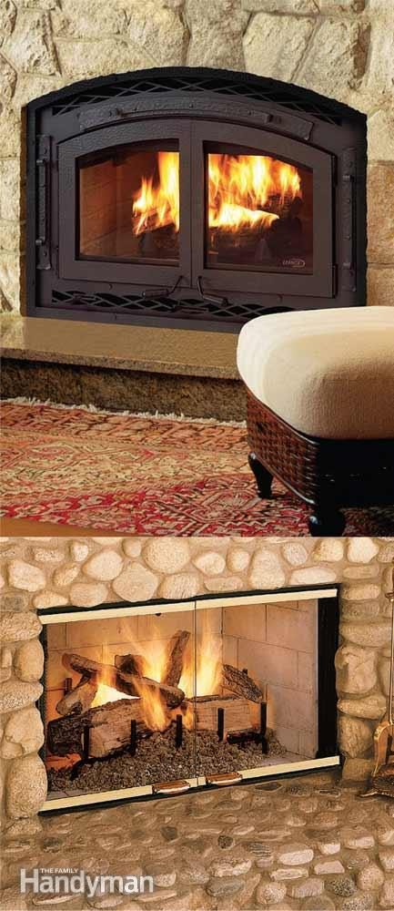 Stop Fireplace Heat Loss