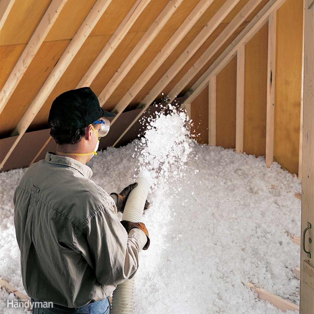 Add Attic Insulation