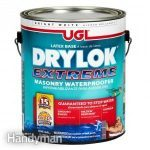 A Drier Basement with DRYLOK EXTREME