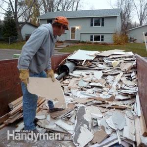 Dumpster Smarts: Getting Rid of Demolition Trash