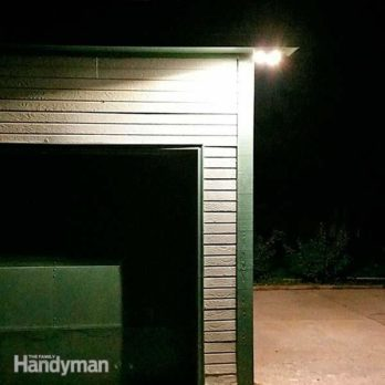 Motion Sensor Security Lighting That Is Built to Last