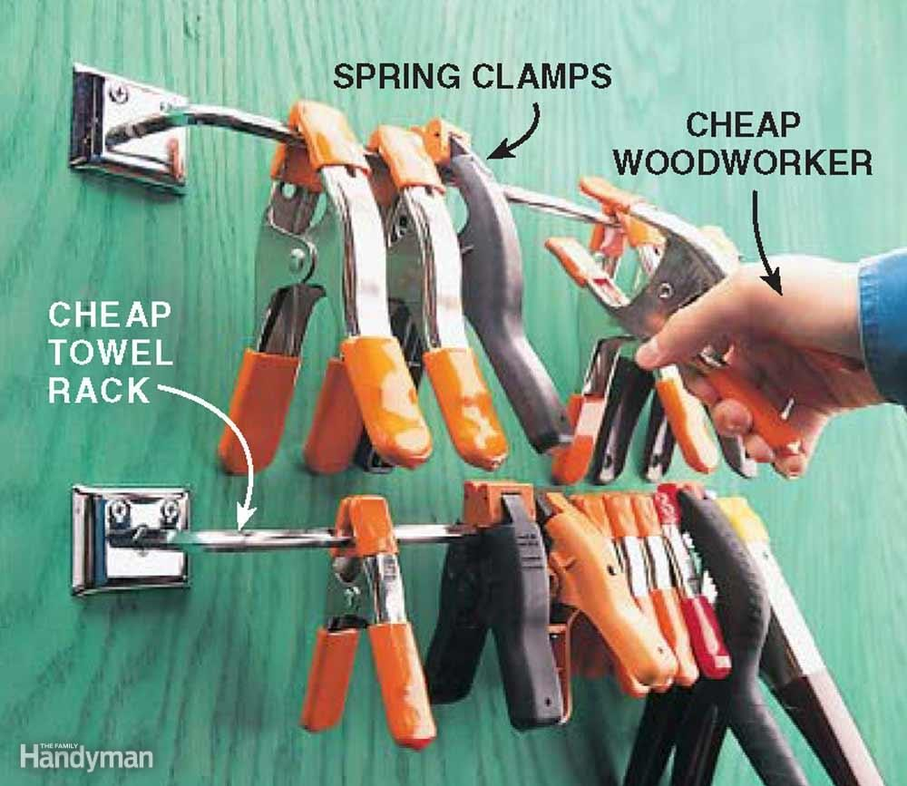 Spring Clamp Roost