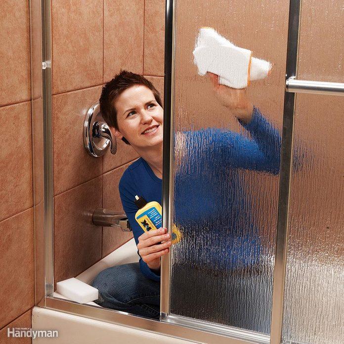 Scum-Proof Your Shower Doors