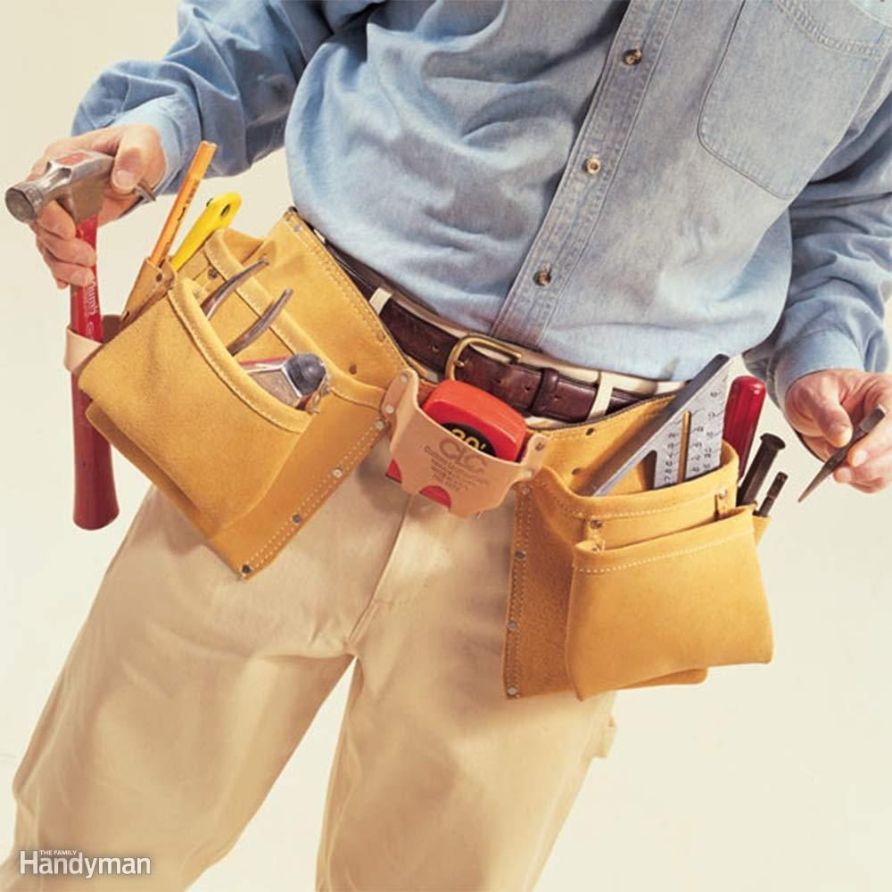 The Helper You Wear: A Tool Belt