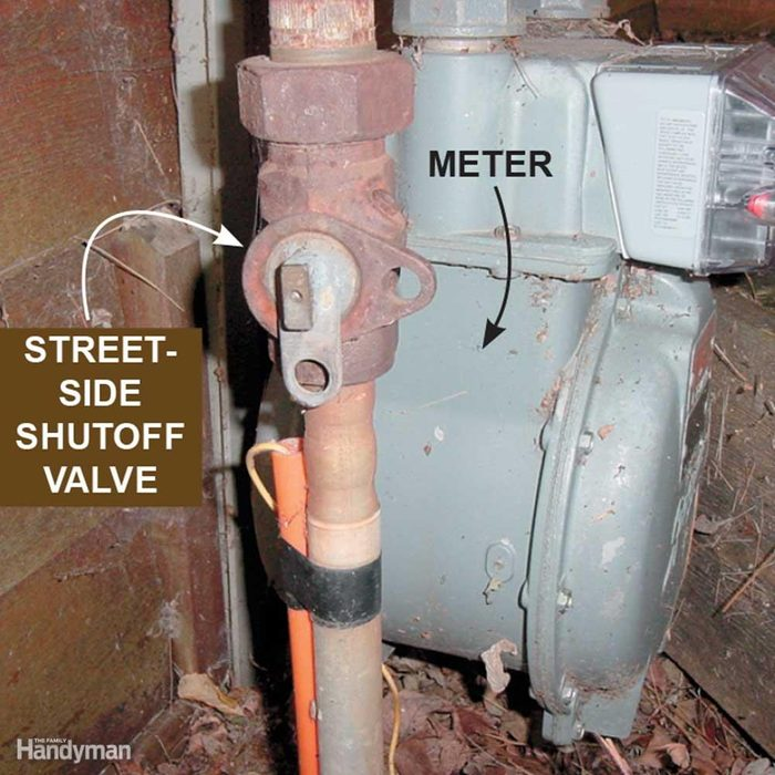 Flooded Basement? Turn Off the Gas