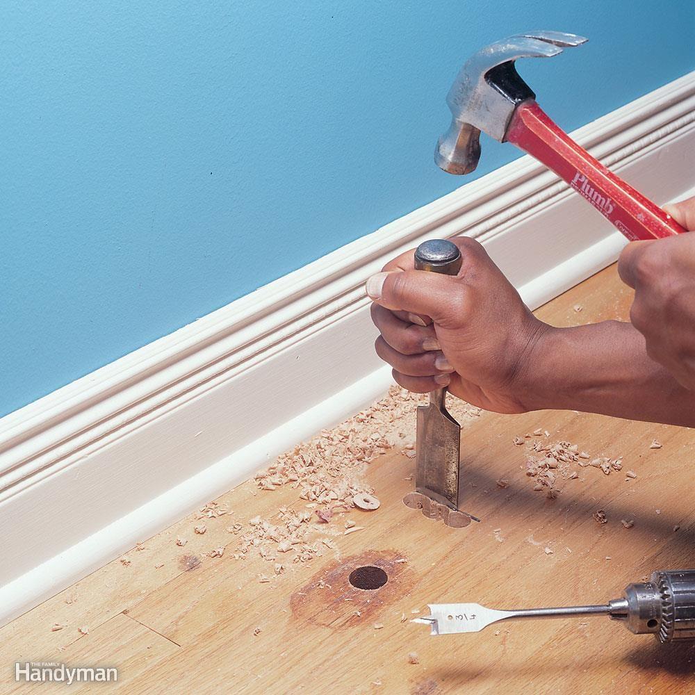 Don't be afraid to DIY