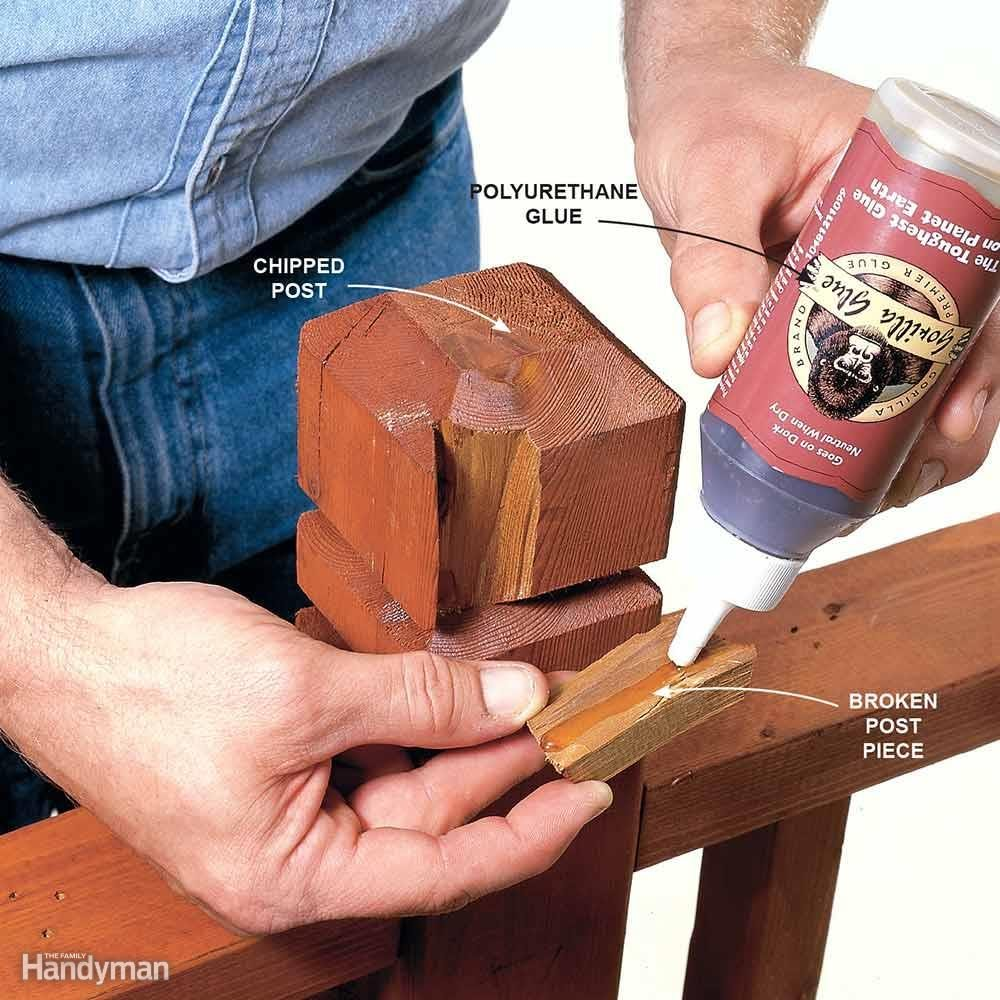 Picking the Best Exterior Glue