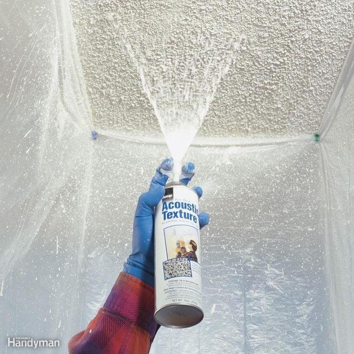 Texture Spray Cans