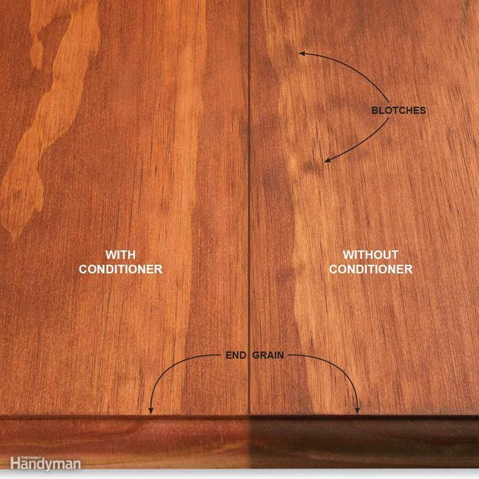 Wood Finishing Techniques: Consider a Wood Conditioner