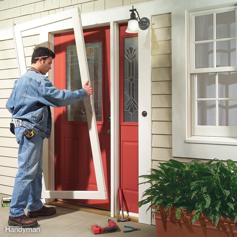 Install a New Storm Door